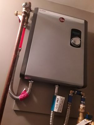 Tankless water heaters for Sale in Houston, TX