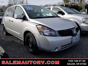 2008 Nissan Quest for Sale in Salem, OR