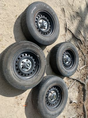 Police 9c1 wheels for Sale in Creedmoor, NC