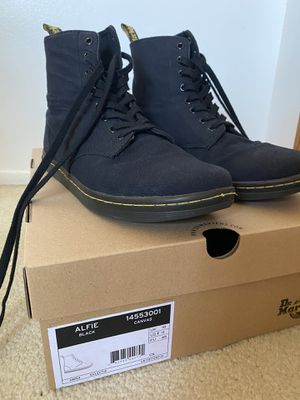 Dr. Martens Alfie canvas size 11 - used only ten times~ for Sale in San Diego, CA