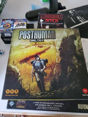 Posthuman board game for Sale in Hillsboro, OR