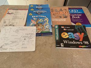 Random books/workbooks for Sale in Sterling Heights, MI