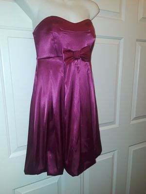 Satin Dress by Ruby Rox size large for Sale in Scottsdale, AZ