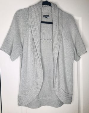 Express gray cardigan. Size: M for Sale in Oxon Hill, MD