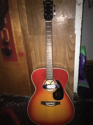 Ventura Bruno v11 (Acoustic electric) for Sale in Oak Harbor, OH