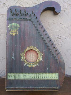 Antique Harp for Sale in San Jose, CA