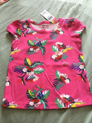 Girls t shirt Size 2t, 3t, 5t for Sale in Los Angeles, CA