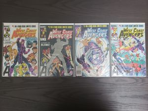 West Coast Avengers (Limited Series) for Sale in UNIVERSITY PA, MD