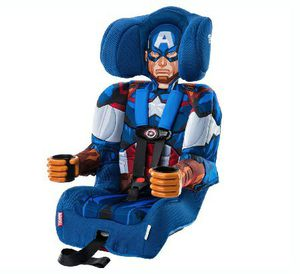 Marvel Avengers Captain America Booster Seat for Sale in Canoga Park, CA