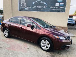 2013 Honda Civic Sdn for Sale in Whittier, CA