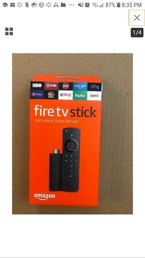 Fire tv stick for Sale in Houston, TX
