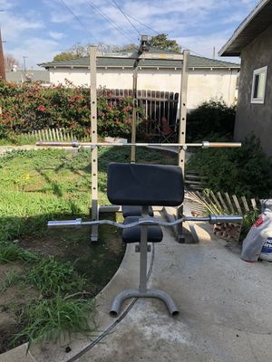 Workout equipment for Sale in Compton, CA
