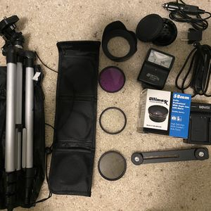 Camera Equipment for Sale in Summerville, SC