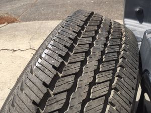 Spare tire from a 2008 Ford F-250 for Sale in Vancouver, WA