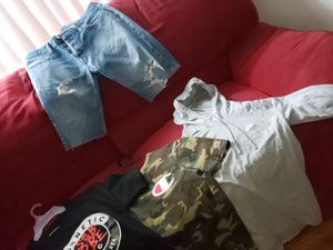 Men's clothing for Sale in Bakersfield, CA