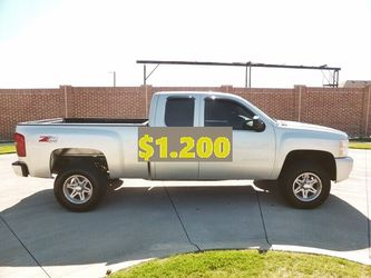 🎁💝$12OO URGENTLY I sell my family car 2011 Chevrolet Silverado Everything is working great! Runs great and fun to drive.🔑🔑 for Sale in Berkeley,  CA