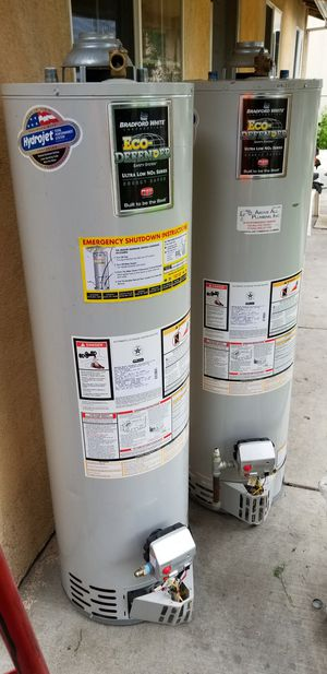30 gal. Water heaters for Sale in Modesto, CA
