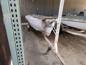 Capri Sailboat Catalina made in Woodland Hills CA 14' 0-14 14.2 for Sale in Pomona, CA