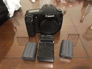 Canon 30D with 2 Batteries for Sale in Modesto, CA