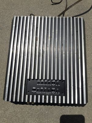 720 watt amplifier for Sale in Escondido, CA