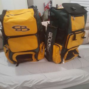 Boombah, Backpacks Two Of The Same. Great For Outdoors for Sale in Philadelphia, PA
