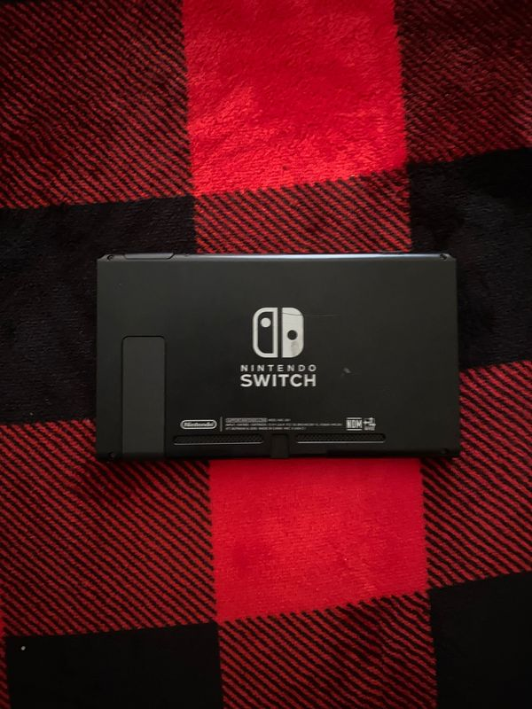 nintendo switch JUST THE CONSOLE/SYSTEM