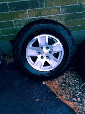 New rims and tires for Sale in New Britain, CT