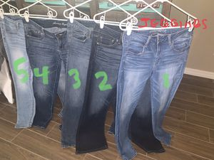 Let's make a bundle deal!!!Very Nice Name Brand Women's Clothing. for Sale in Goodyear, AZ