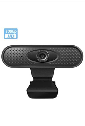 Yidarton 1080P HD Webcam with Microphones for Sale in Hialeah, FL