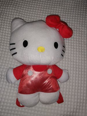 Hello kitty backpack stuffed animal for Sale in Durham, NC