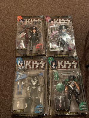 Kiss collectors. I have 4 lift for Sale in City of Industry, CA