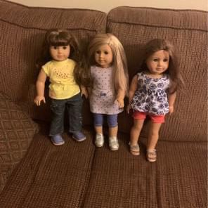 American Girl Doll Sale $100 each. for Sale in Naperville, IL