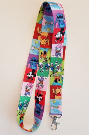 Brand New MIXED Disney Characters Lanyards for Sale in Pomona, CA
