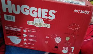 Huggies little snuggles for Sale in Lewisville, TX