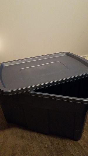 50 Gallon Rubbermaid Storage Bucket for Sale in San Francisco, CA