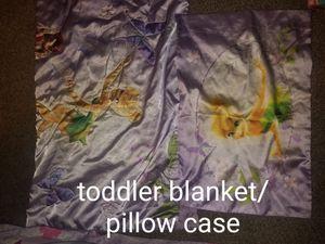 Tinkerbell Toddler blanket for Sale in Las Vegas, NV
