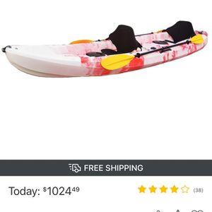 2 Seater Kayak-12 Feet for Sale in Philadelphia, PA