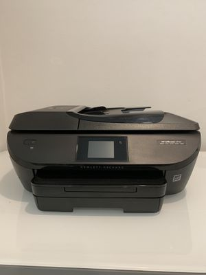 HP OfficeJet 5740 (no ink included) for Sale in Los Angeles, CA