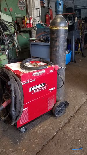 Lincoln welder 350 mp for Sale in Newark, NJ
