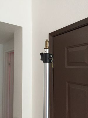 Norman 6.5 FT long Strobe Light Stand (Made in Italy) for Sale in Murrieta, CA