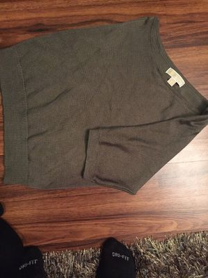 2 Michael Kors half sleeve sweatshirt for Sale in Woodbridge, VA