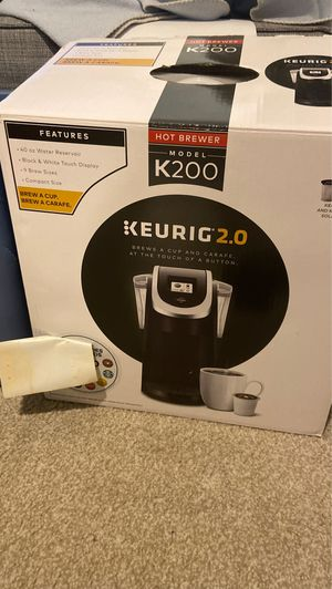 Keurig 2.0 for Sale in Durham, NC