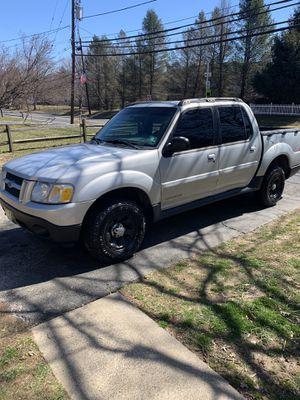 2002 Ford Explorer Sport Trac for Sale in Trenton, NJ
