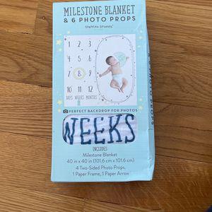 Milestone Blanket for Sale in The Bronx, NY