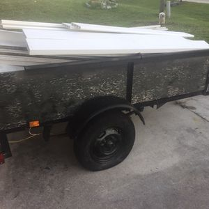 Trailer 4x8 for Sale in Fort Myers, FL
