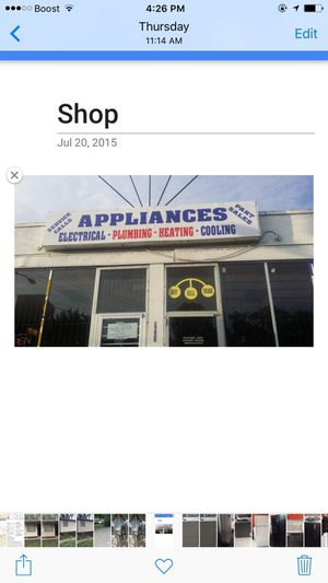 Appliances 7047 w Florissant St. Louis mo 63136 for Sale in Jennings, MO