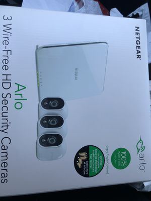 Armo security camera for Sale in Chatsworth, CA