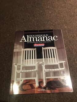 COSTCO HOUSEHOLD ALMANAC for Sale in Brooklyn,  NY