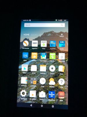 Amazon mini tablet for Sale in Redlands, CA