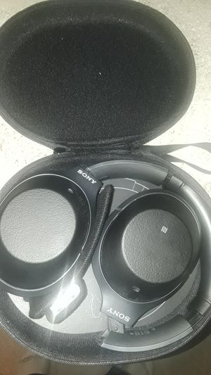 Sony wireless headphones for Sale in Austin, TX